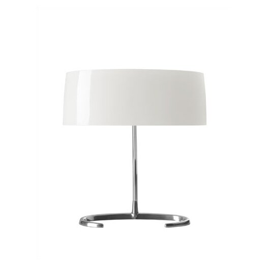"Foscarini Esa Piccola 12"" H Table Lamp with Oval Shade"