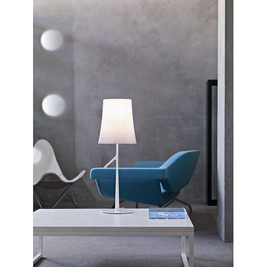 "Foscarini Birdie Grande 27.5"" H Table Lamp with Empire Shade"