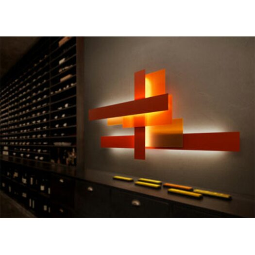 Foscarini Fields 1 Wall Sconce