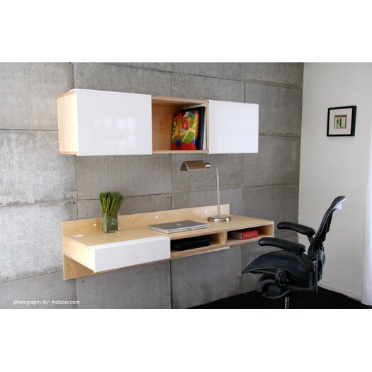 Mash Studios LAXseries 3X Shelf wall mounted