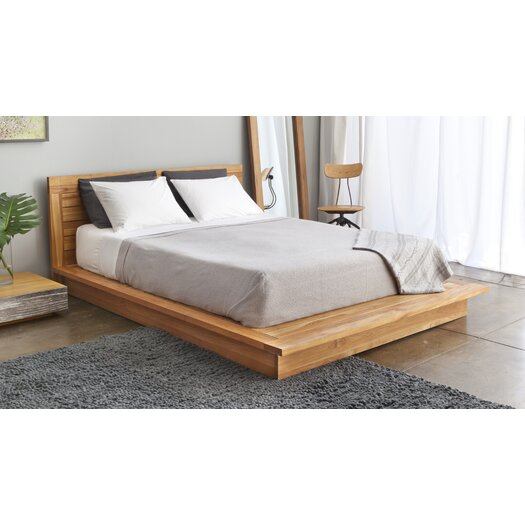 Mash Studios PCH Series Headboard and Bed Frame