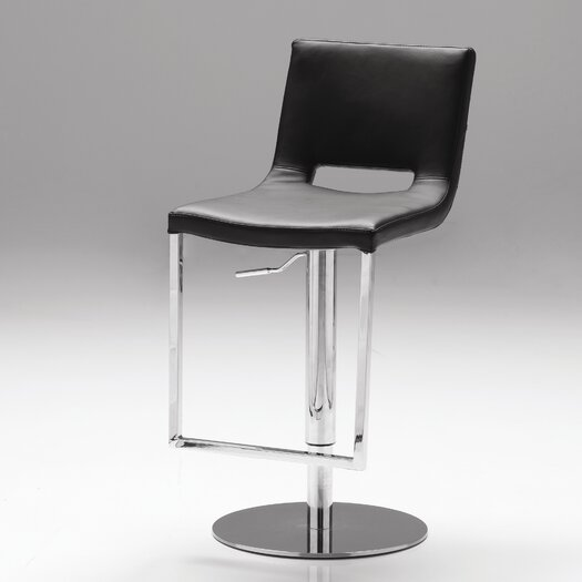 Ozar Adjustable Height Bar Stool