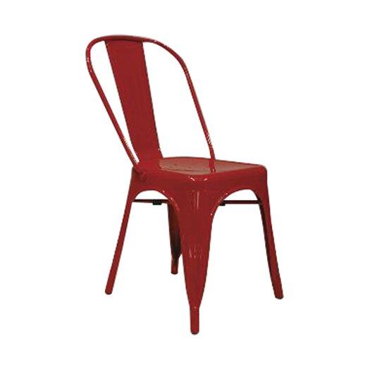 Mobital Metallica Metal Dining Chair