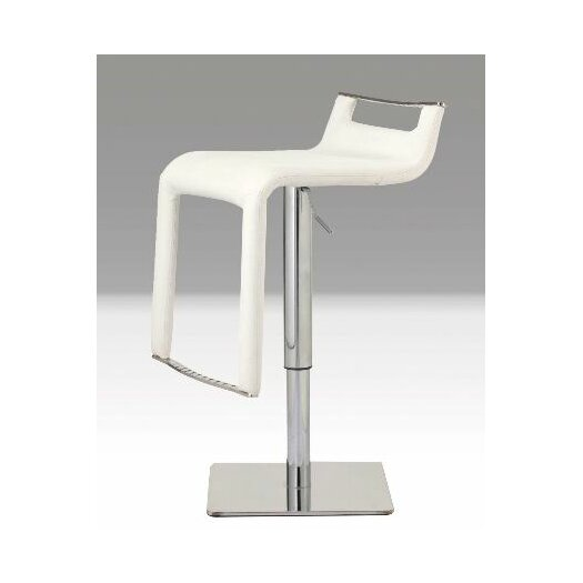 Mobital Diablo Hydraulic Adjustable Height Bar Stool with Base