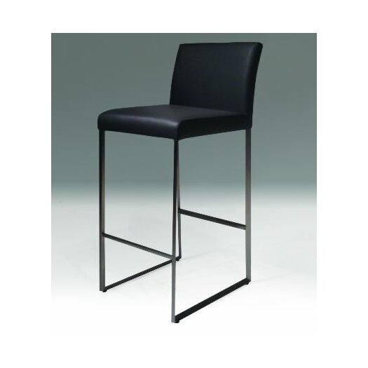 "Mobital Tate 30"" Bar Stool with Cushion"