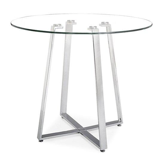 dCOR design Lemon Drop Counter Height Dining Table