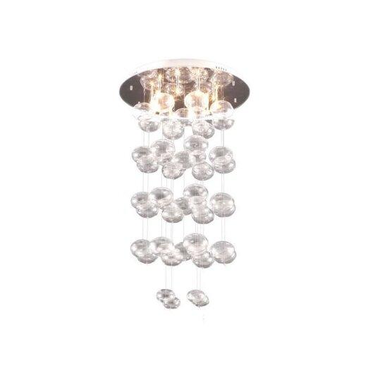 dCOR design Vector 10 Light Ceiling Lamp