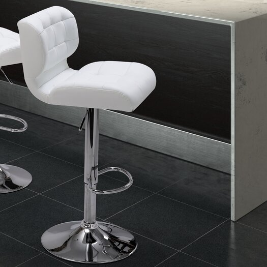 dCOR design Formula Adjustable Height Bar Stool