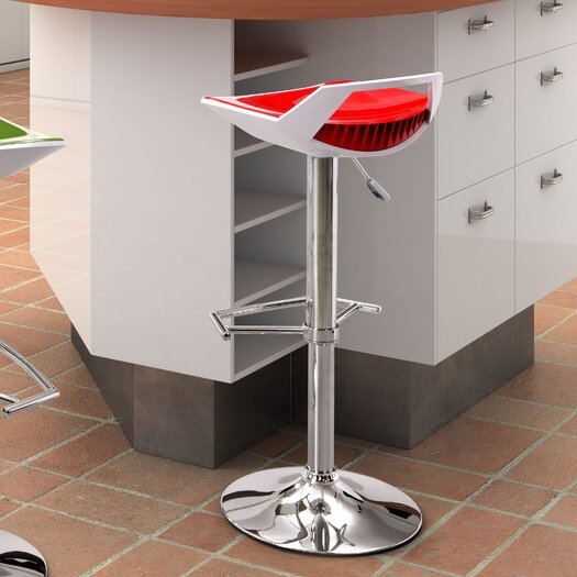 dCOR design Excelsior Adjustable Height Bar Stool