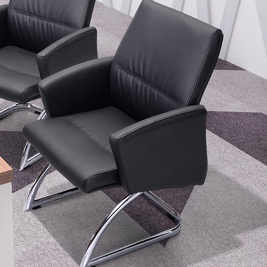 dCOR design Chieftain Low Back Conference Chair