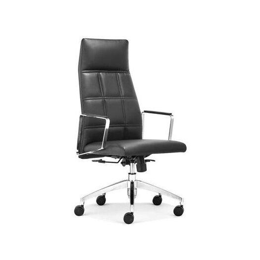 dCOR design Controller High Back Office Chair