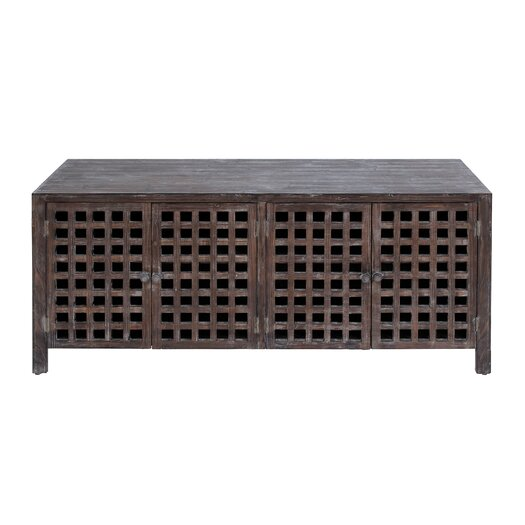 """Woodland Imports 56"""" TV Stand"""