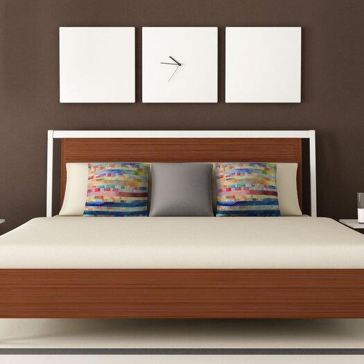 DENY Designs Jacqueline Maldonado Amalgama Polyester Throw Pillow