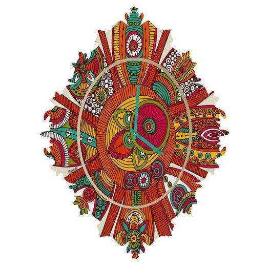 DENY Designs Valentina Ramos Liora Wall Clock