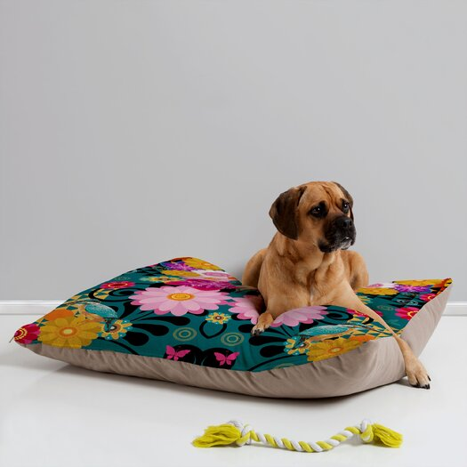 DENY Designs Juliana Curi Krabi Bird Pet Bed