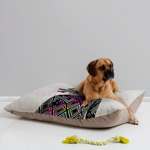 DENY Designs Kris Tate Wwww Pet Bed