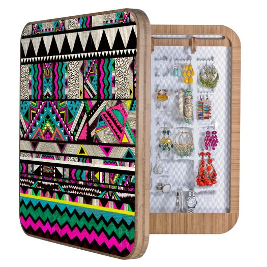 DENY Designs Kris Tate Fiesta Jewelry Box