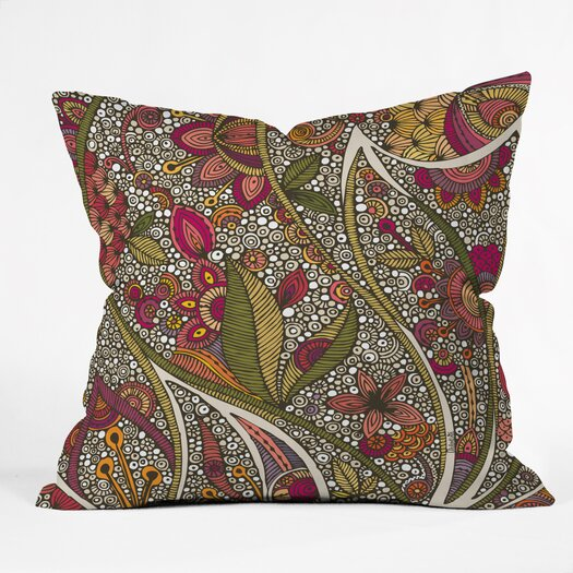 DENY Designs Valentina Ramos Kai Polyester Throw Pillow