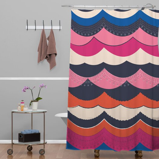 DENY Designs Vy La Unwavering Love Shower Curtain