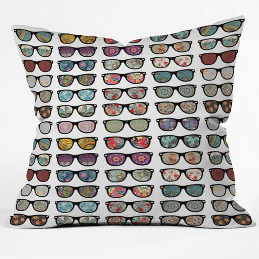 DENY Designs Bianca Green The Way I See It Indoor/Outdoor Polyester Throw Pillow