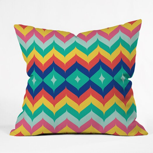 DENY Designs Juliana Curi Polyester Throw Pillow