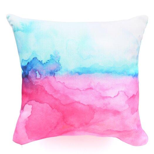 DENY Designs Jacqueline Maldonado Tidal Color Polyester Throw Pillow