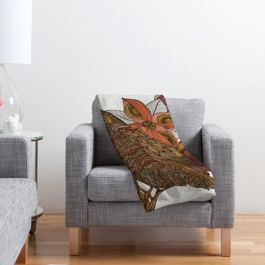 DENY Designs Valentina Ramos Victor Polyester Fleece Throw Blanket