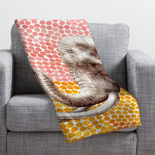 DENY Designs Garima Dhawan Throw Blanket I