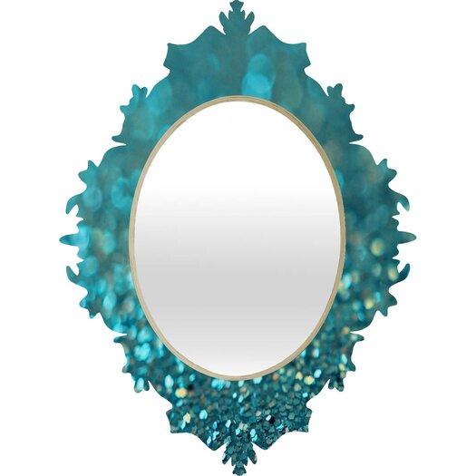DENY Designs Lisa Argyropoulos Aquios Baroque Mirror
