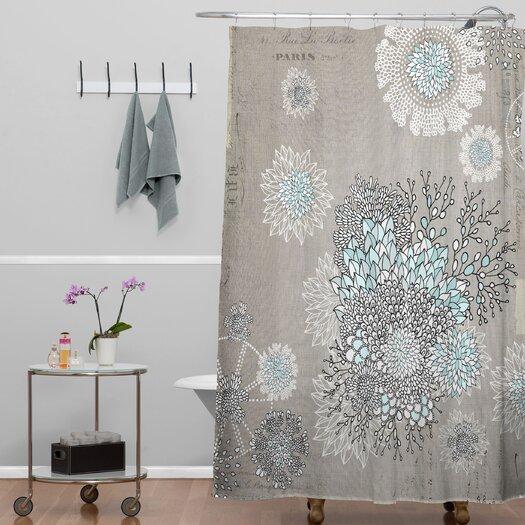 DENY Designs Iveta Abolina Polyester Shower Curtain