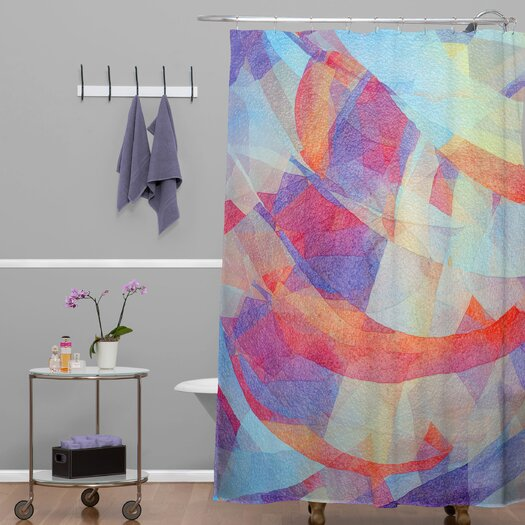 DENY Designs Jacqueline Maldonado Woven Polyester New Light Shower Curtain