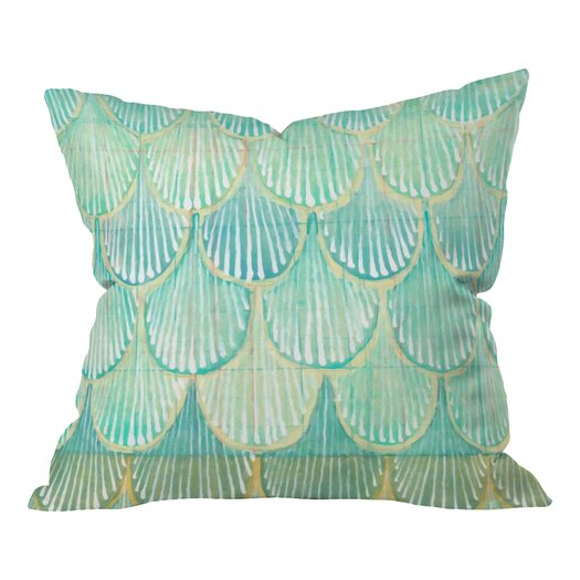 DENY Designs Cori Dantini Polyester Throw Pillow