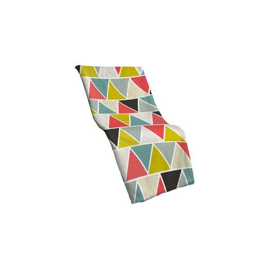 DENY Designs Heather Dutton Triangulum Throw Blanket