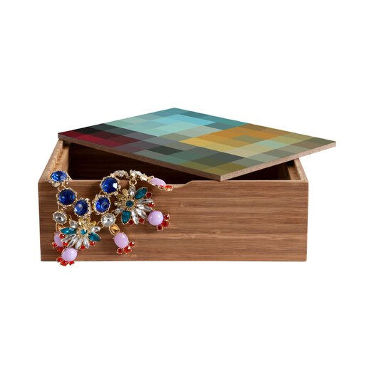 DENY Designs Madart Refreshing Jewelry Box