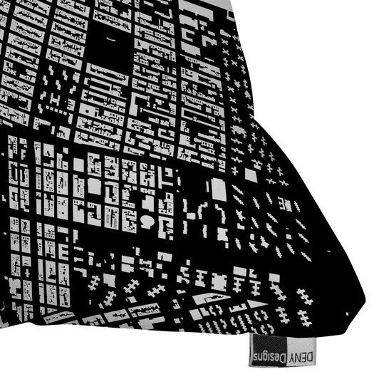 DENY Designs CityFabric Inc NYC Throw Pillow