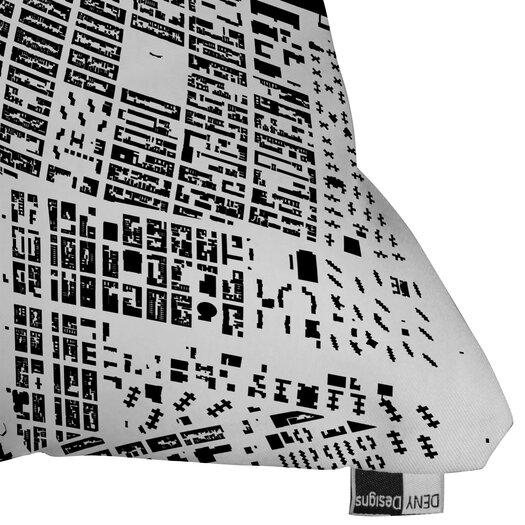 DENY Designs CityFabric Inc NYC Throw Pillow