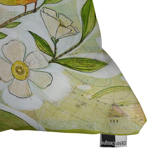 DENY Designs Cori Dantini Community Tree Throw Pillow