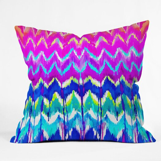 DENY Designs Holly Sharpe Summer Dreaming Throw Pillow