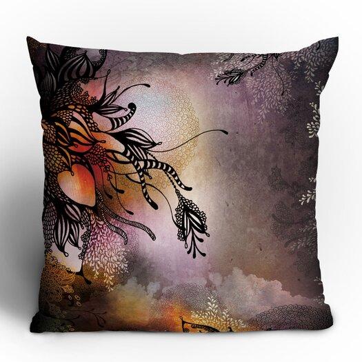 DENY Designs Iveta Abolina Woven Polyester Throw Pillow