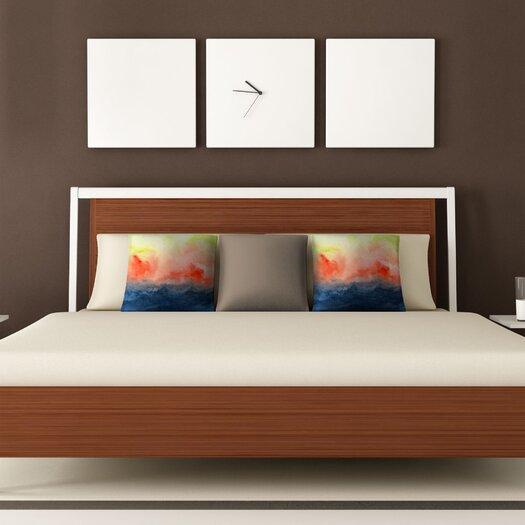 DENY Designs Jacqueline Maldonado Brushfire Polyester Throw Pillow