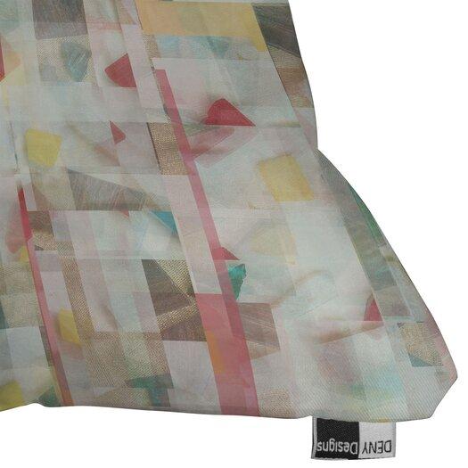 DENY Designs Jacqueline Maldonado Mosaic Polyester Throw Pillow