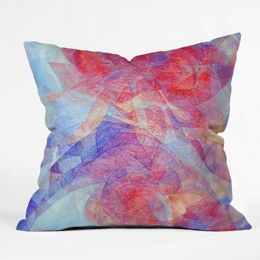 DENY Designs Jacqueline Maldonado Sweet Rift Indoor / Outdoor Polyester Throw Pillow