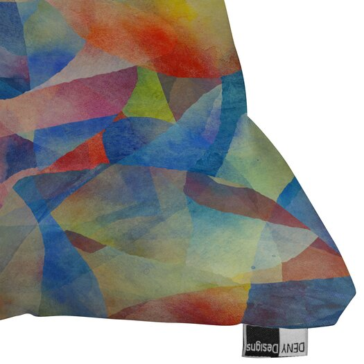 DENY Designs Jacqueline Maldonado This Is What Your Missing Indoor / Outdoor Polyester Throw Pillow