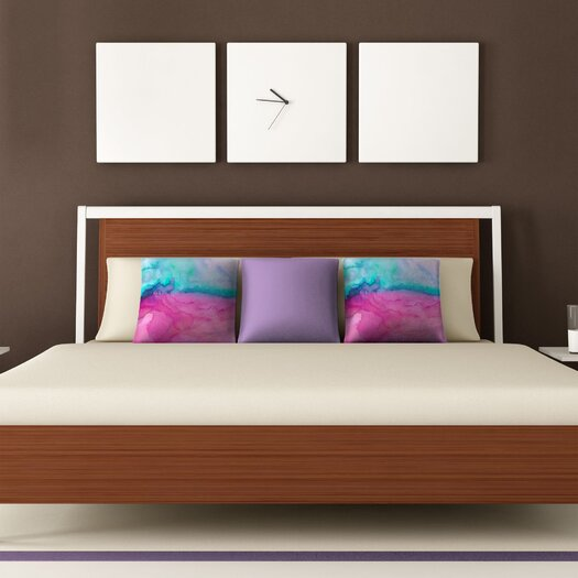 DENY Designs Jacqueline Maldonado Tidal Color Throw Pillow
