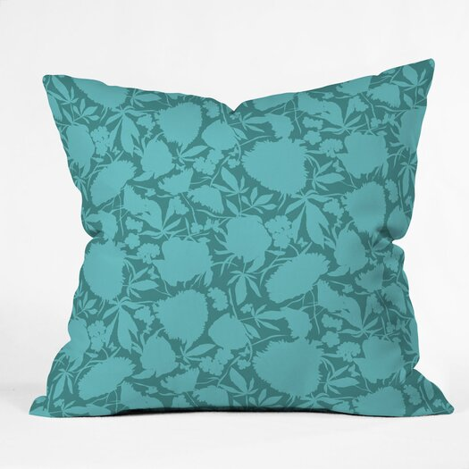 DENY Designs Khristian A Howell Bryant Park 1 Woven Polyester Throw Pillow