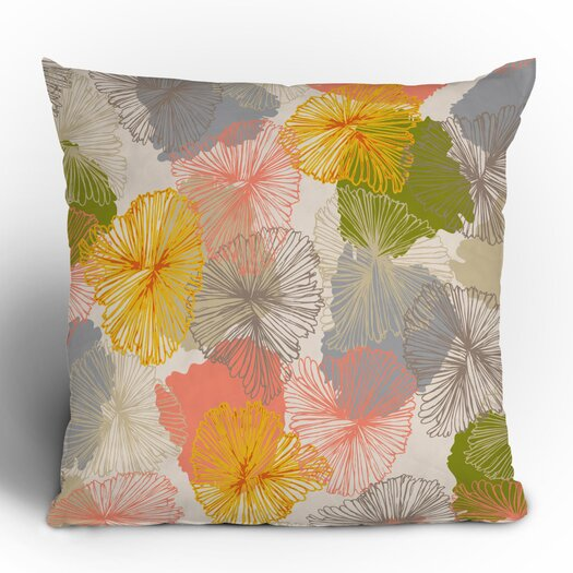 DENY Designs Khristian A Howell Bryant Park 6 Woven Polyester Throw Pillow