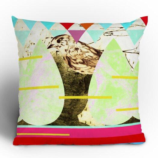 DENY Designs Randi Antonsen Luns Box 6 Woven Polyester Throw Pillow
