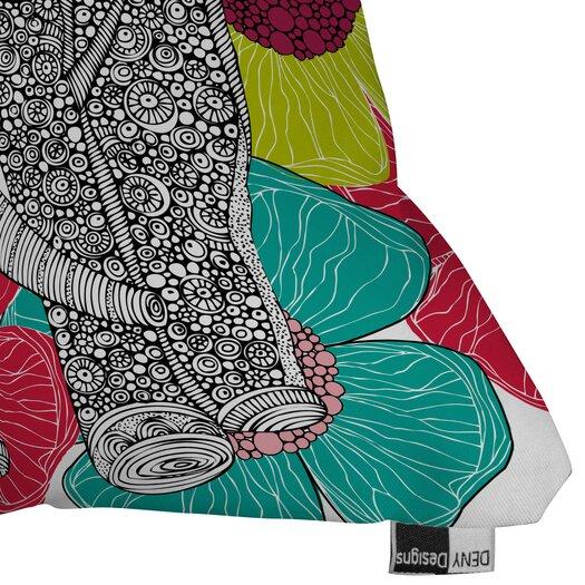 DENY Designs Valentina Ramos Groveland Indoor/Outdoor Polyester Throw Pillow