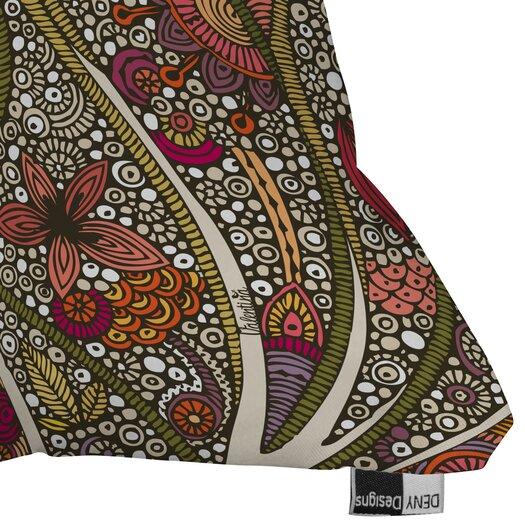 DENY Designs Valentina Ramos Kai Indoor/Outdoor Polyester Throw Pillow