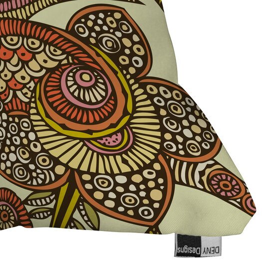 DENY Designs Valentina Ramos Dina Indoor/Outdoor Polyester Throw Pillow